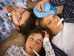 Запасаемся масками! В Донбассе грядёт эпидемия ОРВИ и гриппа