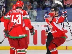 Белорусские хоккеисты остались без гимна (ВИДЕО)