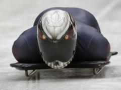 Участники Олимпиады пугают зрителей черепами (ФОТО)