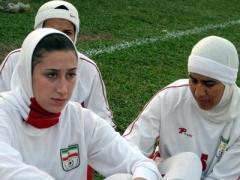 Скандал: спортсменки в хиджабах оказались мужчинами