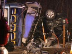 Жуткая ночь: пять украинцев погибли в авариях в Беларуси и Польше, 11 ранены (ФОТО + ВИДЕО)