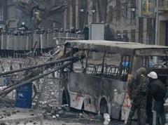 В МВД признались, что на Грушевского были снайперы