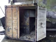 """Опасный пожар на заводе """"Nissan"""" потушили за час (ФОТО + ВИДЕО)"""