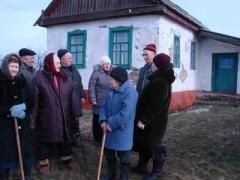 В Донбассе фельдшерский пункт заменила красивая вывеска