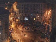 Бунты на Западной Украине: активисты штурмуют местные ОГА, МВД, СБУ (ВИДЕО)