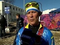 Международный Олимпийский комитет запретил украинцам надевать траурные повязки