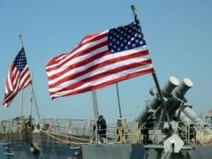 В Чёрном море сел на мель американский фрегат