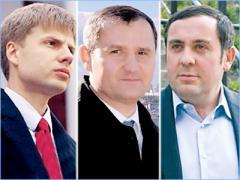 Сегодня из Партии регионов со скандалом вышли три известных руководителя (ФОТО)