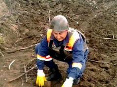 В Донецкой области рвутся снаряды