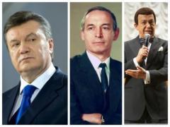 Иосиф Кобзон и российские актёры пожелали Януковичу победы
