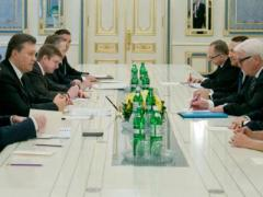 Горячая новость: соглашение о преодолении кризиса подписано