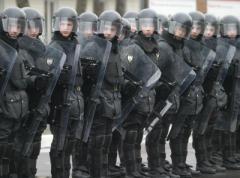 Украинская милиция с народом: действуем сообща