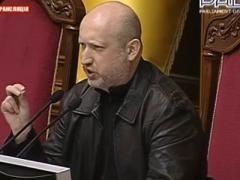 """Рада """"зачистила"""" министров, сделала Турчинова президентом и наступила на языки"""