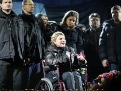 """Тимошенко отправляется """"под крылышко"""" Меркель - на лечение в немецкую клинику"""