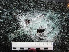 Неизвестные расстреляли машину активиста Автомайдана