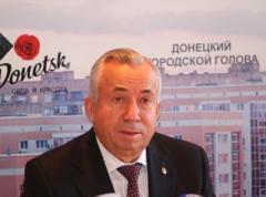 """Мэр Донецка: """"Призывы к народному восстанию распространяют не дончане"""""""