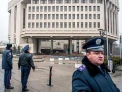 Захватом крымского парламента займётся СБУ