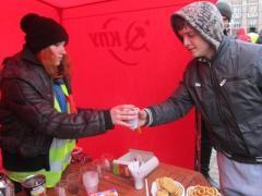 От кого дончане защищают площадь Ленина
