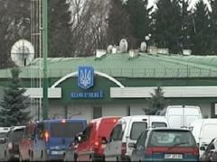 А граница-то польская. В теленовость о бегстве украинцев в Россию попал западный КПП
