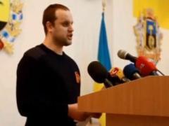 """Губарев объявил облсовет """"нашей Верховной Радой"""" (ВИДЕО)"""