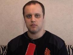 """""""Народный губернатор"""" на конспиративной квартире даёт интервью российским каналам"""