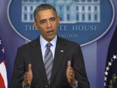 """Барак Обама о ситуации в Украине: """"Я рад это видеть"""" (ВИДЕО)"""
