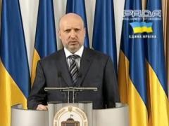 Турчинов объявил о роспуске крымского парламента (ВИДЕО)