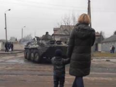 """Минобороны - о массовой передислокации украинских войск: """"Это военная тайна!"""" (ВИДЕО)"""