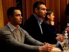 Виталий Кличко в Донецке дал бой сепаратистам (ВИДЕО)