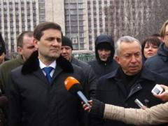 """Мэр Донецка: """"Не все вопросы решаются на площадях и митингах"""""""