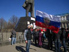 Сторонники Павла Губарева массово поздравили его с днём рождения (ВИДЕО)
