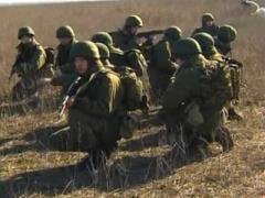 Игры патриотов: на границе с Украиной проходят масшабные учения российских войск (ВИДЕО)