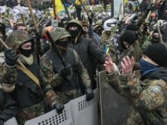 Самооборона Майдана пошла вразнос (ВИДЕО)