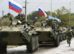 Стоящих у границы с Украиной российских войск хватит, чтобы дойти до Приднестровья (ВИДЕО)