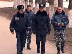 Милиция - о жёстких мерах, добровольцах и криминалитете (ФОТО)