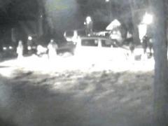 В сети появилось видео гибели Саши Белого (ВИДЕО)