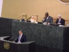Онлайн-трансляция заседания Генеральной ассамблеи ООН, посвящённой ситуации в Украине (ВИДЕО)