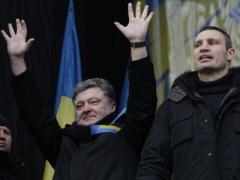 Кличко призвал Тимошенко отказаться от президентской гонки в пользу Порошенко