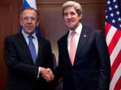 Лавров договорился с Керри, и Россия отступила от границы