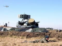 Восток Украины превратился в огромное танковое стрельбище (ВИДЕО)