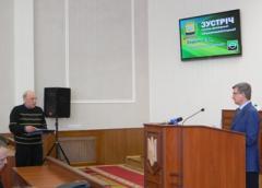 Таруте в Артёмовске пожелали съесть пуд соли (ФОТО + ВИДЕО)