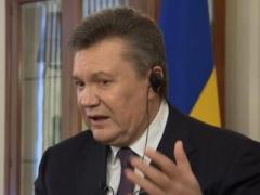 """Виктор Янукович: """"В потере Крыма виноваты нынешние правители"""" (ВИДЕО)"""