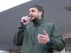"""Мариупольского """"народного мэра"""" под белы руки привели в изолятор СБУ (ВИДЕО)"""