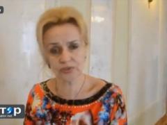 """Фарион в кулуарах Верховной Рады: """"На востоке Украины этих надо просто расстреливать!"""" (ВИДЕО)"""