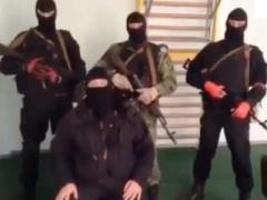 """Луганские террористы захватили заложников и заминировали СБУ: """"Добро пожаловать в ад!"""" (ВИДЕО)"""