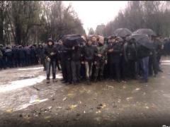 Ситуация в Запорожье накаляется