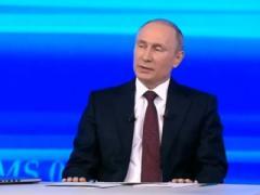 """Путин о вводе войск на восток Украины: """"Надеюсь, не придётся воспользоваться этим правом"""" (ВИДЕО)"""