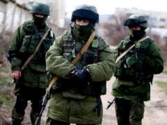 """""""Зелёные человечки"""" уже не скрывают, что они - военные из России"""
