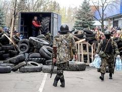 Антитеррористическая операция на востоке Украины приостановлена из-за Пасхи