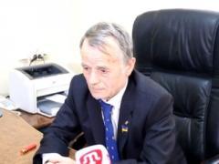 Мустафу Джемилева пропустили в Крым только после звонка из Москвы (ВИДЕО)